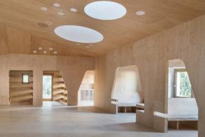 Openbare Bibliotheek, Baiona (ES) – Murado & Elvira Architects