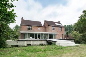 ARC18: Verbouwing en uitbreiding woning Bornem – net architectuur
