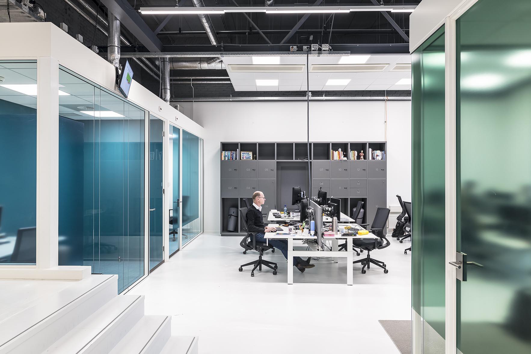 <p>Studio, fotografie Christiaan de Bruijne</p>