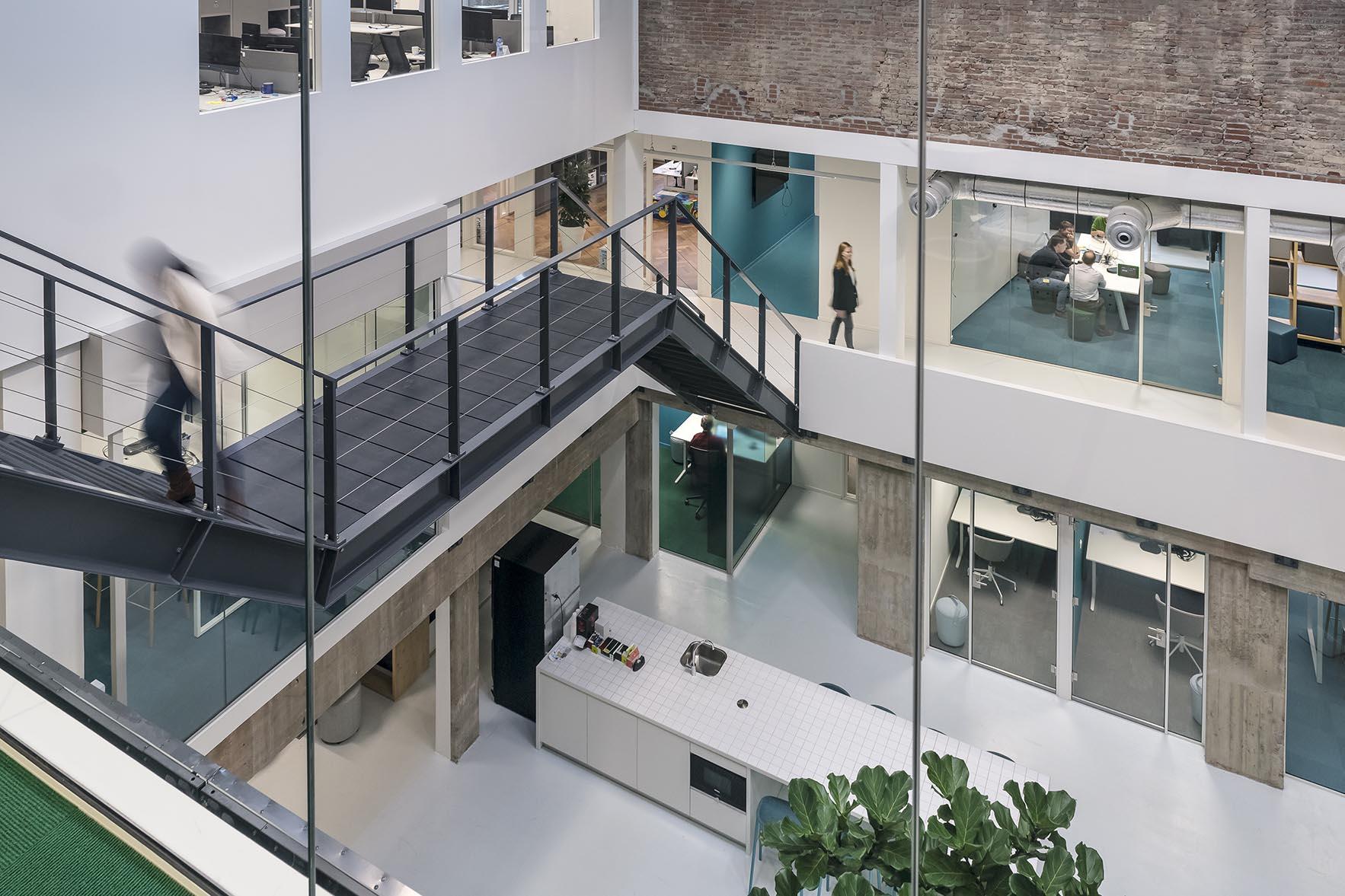 <p>Atrium 2, fotografie Christiaan de Bruijne</p>