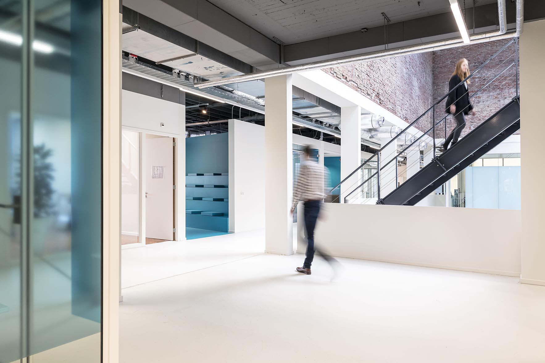 <p>Doorzicht atrium, fotografie Christiaan de Bruijne</p>