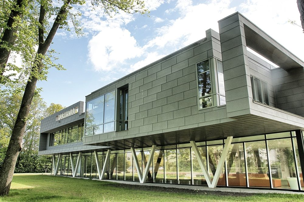 ARC18: Petrus Canisius College, Heiloo – lody trap architecten