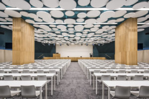 ARC18: It's all about the ceiling Brussel – VIVA Architecture