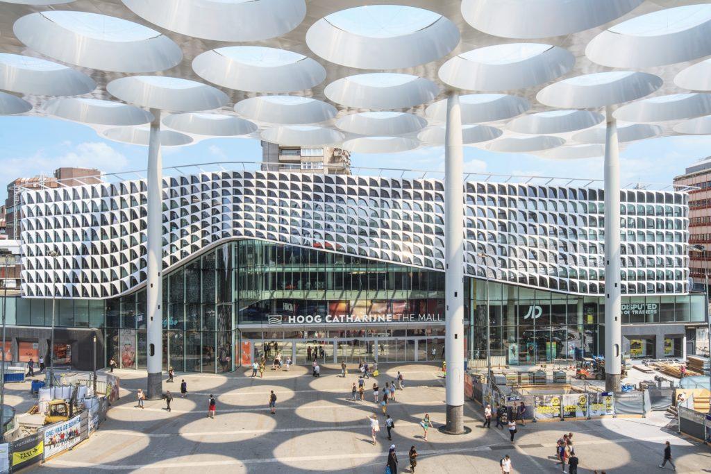 Fietsenstalling Utrecht - Ector Hoogstad Architecten, beeld Petra Appelhof