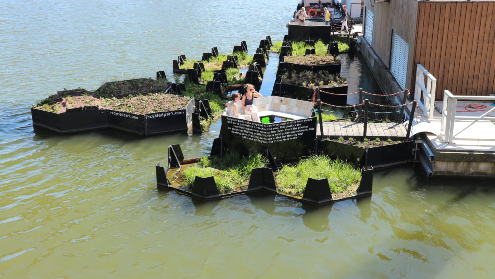 ARC18: Recycled Park Rotterdam – Recycled Island Foundation