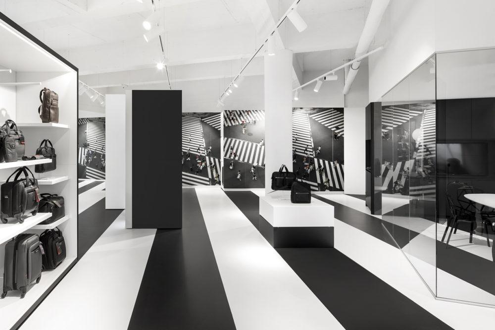 d1e32827533 ARC18: Samsonite Showroom – i29 interior architects - De Architect
