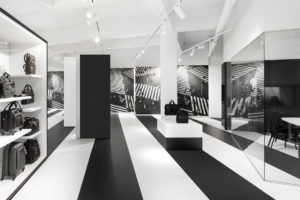 ARC18: Samsonite Showroom – i29 interior architects