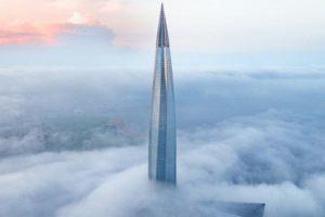 St Petersburg krijgt hoogste Europese toren