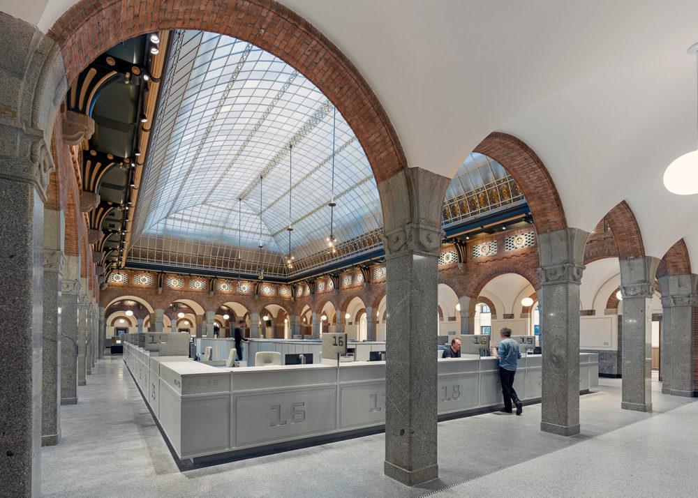 ARC18: Publiekslocatie Centrum Stadhuis Rotterdam – deMunnik-deJong architecten & Merk X