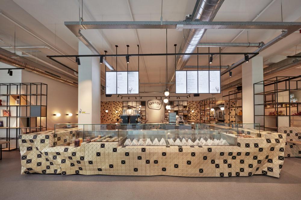 ARC18: Nieuw ontwerp voor Lebkov & Sons café – Studio Akkerhuis Architects