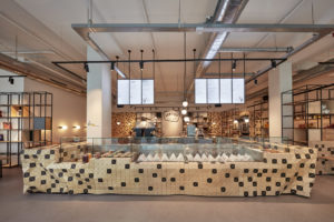 ARC18: Lebkov & Sons toonbank – Studio Akkerhuis Architects