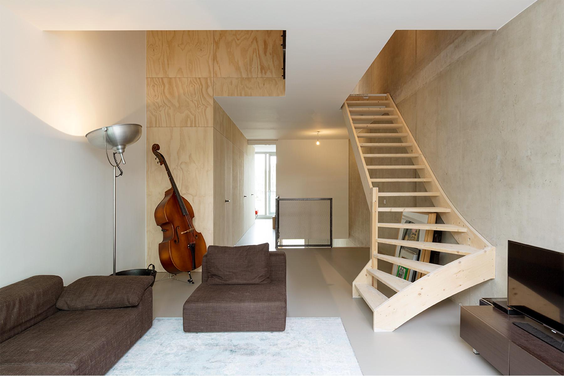 <p>Superlofts Blok Y, foto: Marcel van der Burg</p>