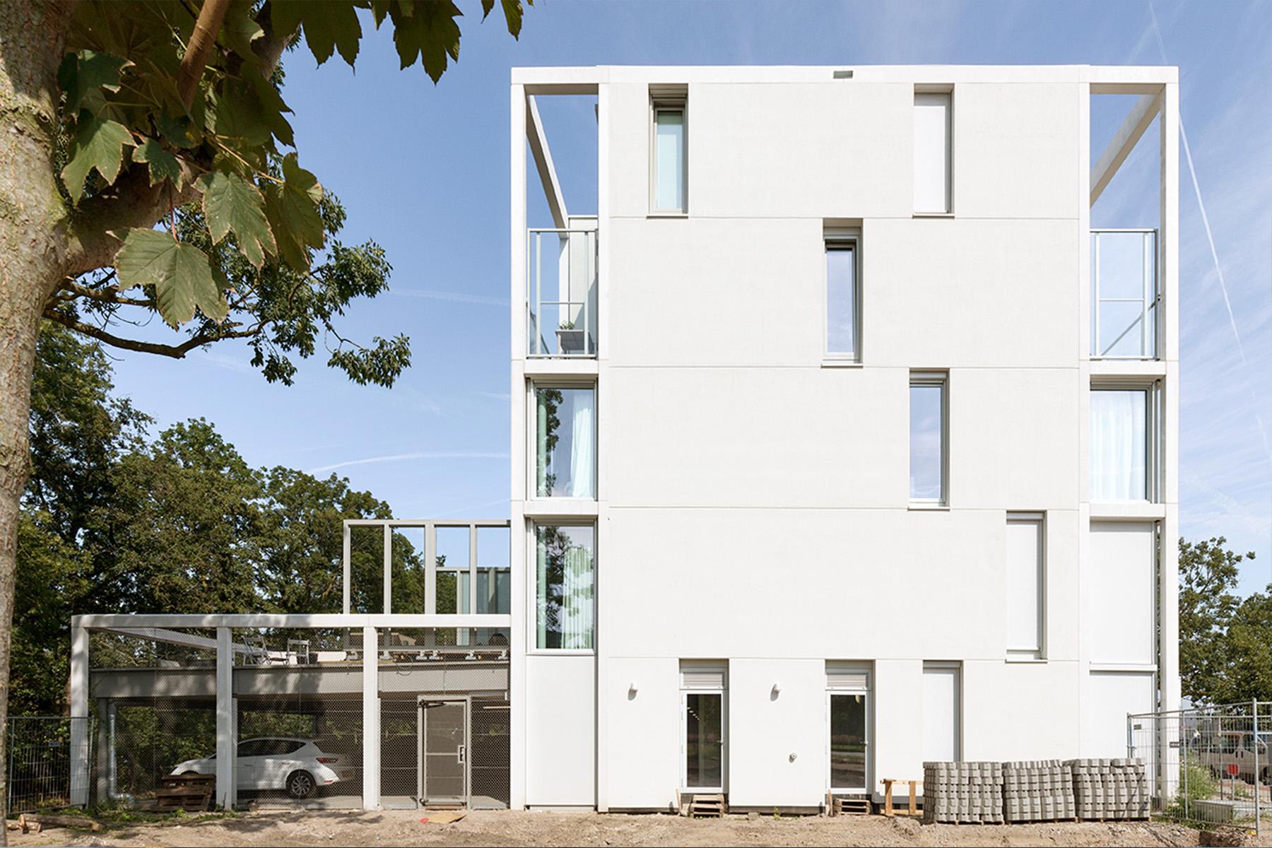 <p>Superlofts Blok Y. Foto: Stijn Poelstra</p>