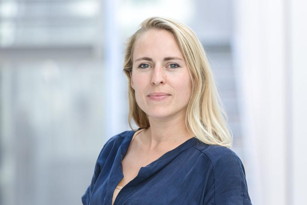 Tamara van der Valk, beeld Leon van Woerkom