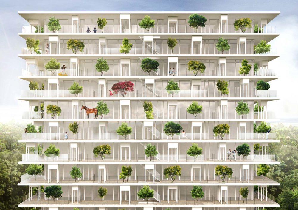 ARC18: Multi Storey Building patent – TANK
