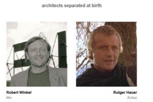 Architecten en hun look a likes