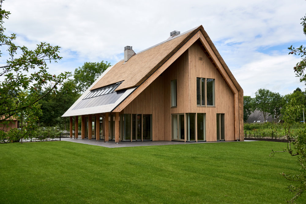 ARC18: Woning EE Leeuwarden – AchterboschZantman Architecten