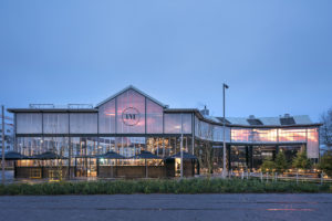 ARC18: Herbestemming Polygonale loods Tilburg – Zecc Architecten