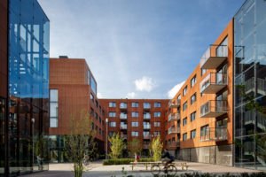 ARC18: International Student House Delft – cepezed