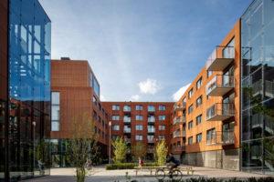 ARC18: International Student House Delft – cepezed