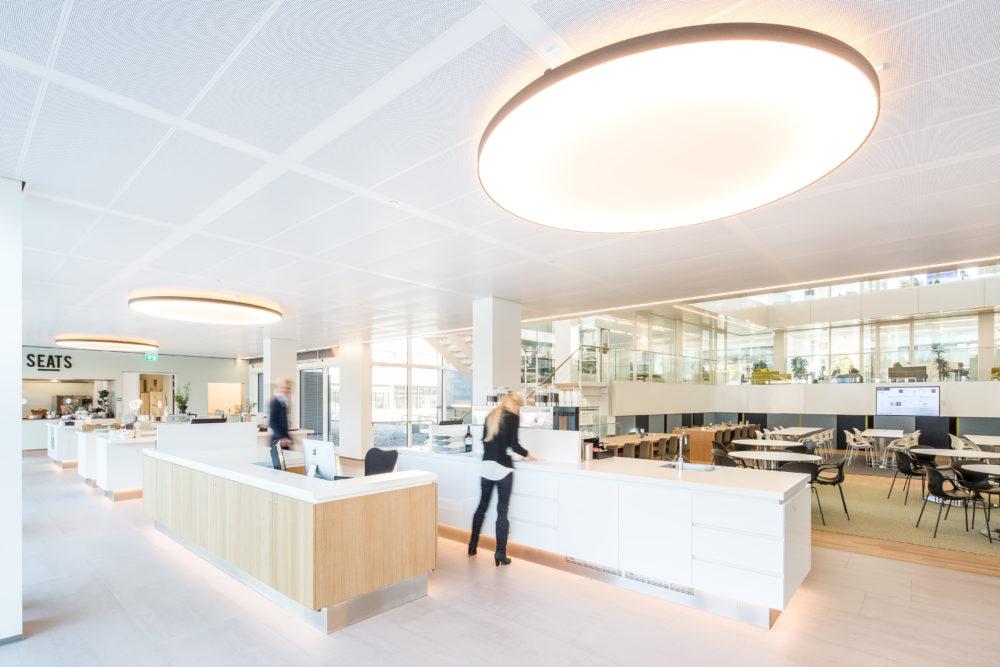 ARC18: Van Spaendonck Ondernemingshuis – cepezed interieur