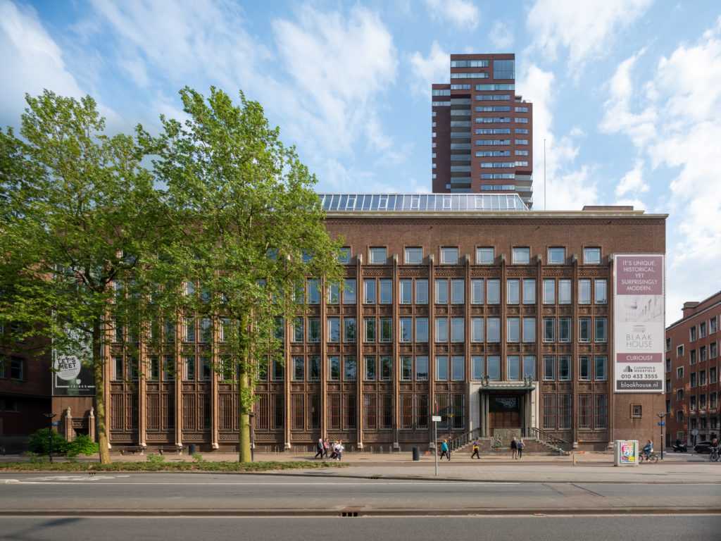 Blaakhouse Rotterdam - V8 Architects