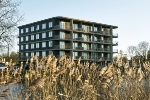 Tuinhuis Almere door Korthtielens winnaar Architectuurprijs Almere 2018