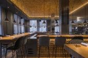 Nominatie ARC18 Interieur: Restaurant 212 – Concrete