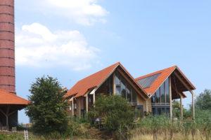 ARC18: Twee woningen bij voormalige steenbakkerij Beuningen – Gerard Rijnsdorp Architect