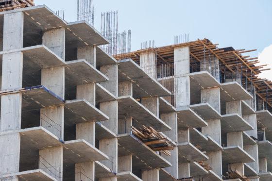 Bouw nieuwe woningen stabiliseert