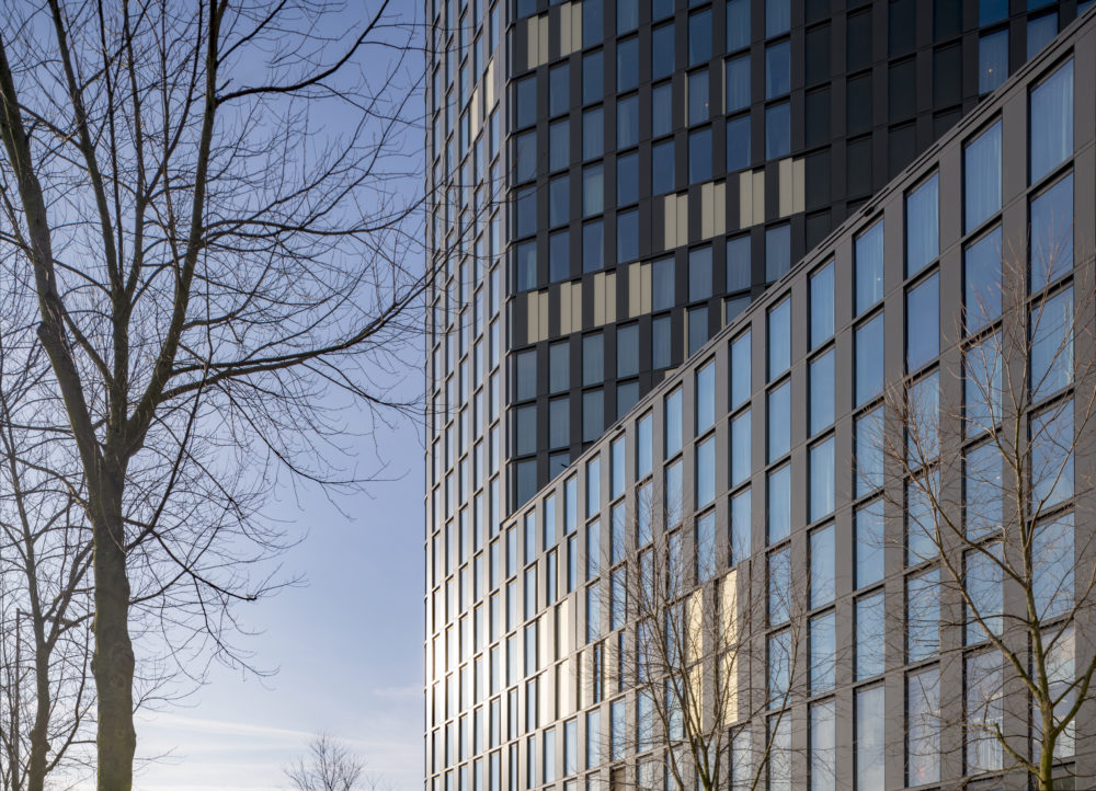 Nominatie ARC18 Innovatie Award: QO Amsterdam – Mulderblauw i.s.m. Paul de Ruiter architects en Arup