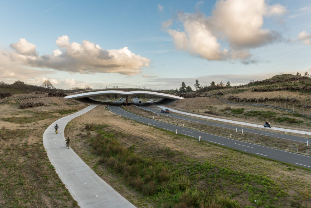 ARC18: Natuurbrug Zeepoort, Bloemendaal – wUrck
