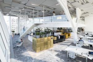 ARC18: Interieur hoofdkantoor van Amvest – FIRM architects