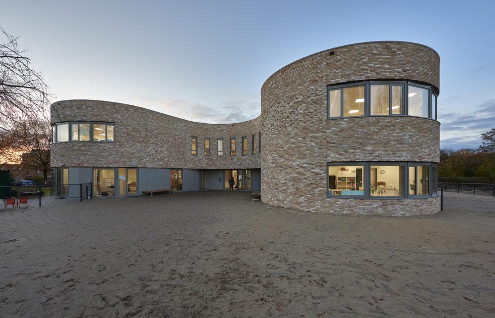 ARC18: Bredeschool de Klokkenberg Nijmegen – Bendien/Wierenga architecten