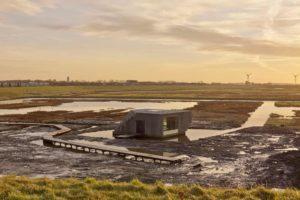 Acht voorbeelden van architectuur in het landschap