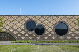 ARC18: Kind- Jeugd Centrum Heliomare en een Multifunctionele sportaccommodatie in Heemskerk – Marlies Rohmer Architects & Urbanists