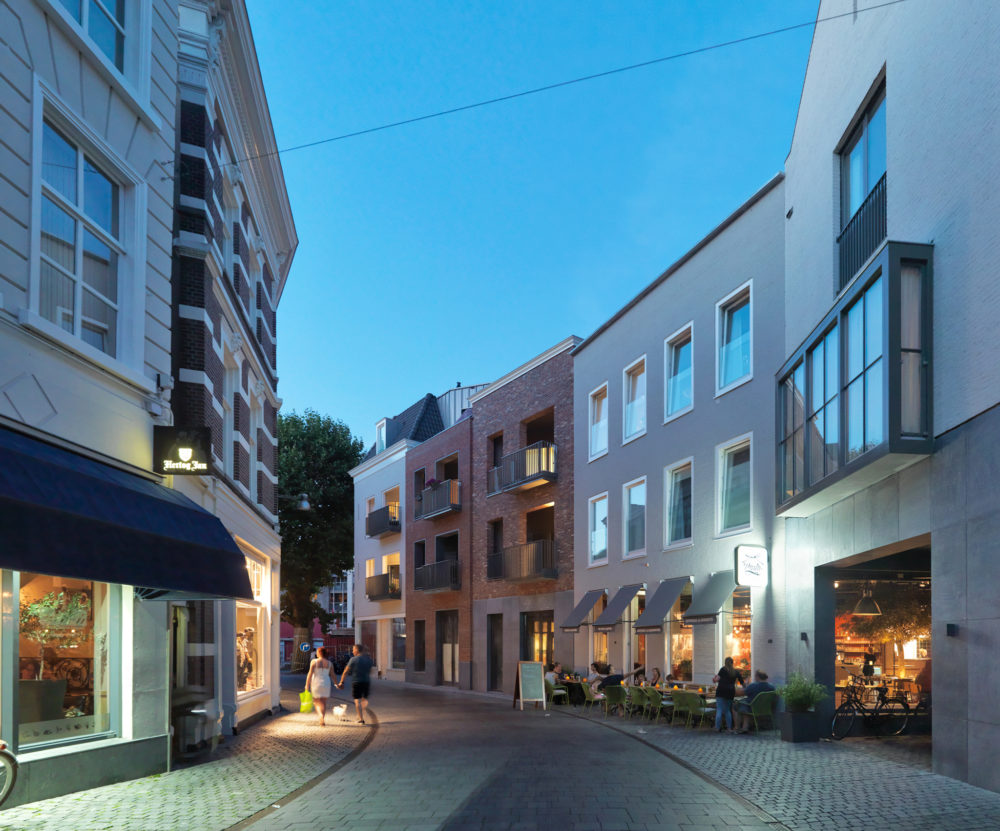 ARC18: Gasthuyspoort Breda – Bedaux de Brouwer Architecten