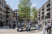 Leidsche Rijn Centrum krijgt 430 nieuwe huurwoningen