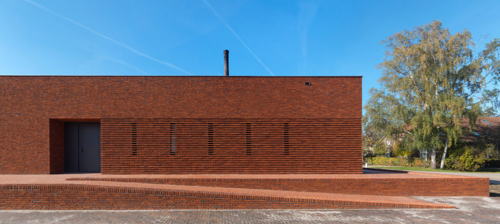 ARC18: Ontvangstpaviljoen Steenfabriek Vogelensangh – Bedaux de Brouwer Architecten