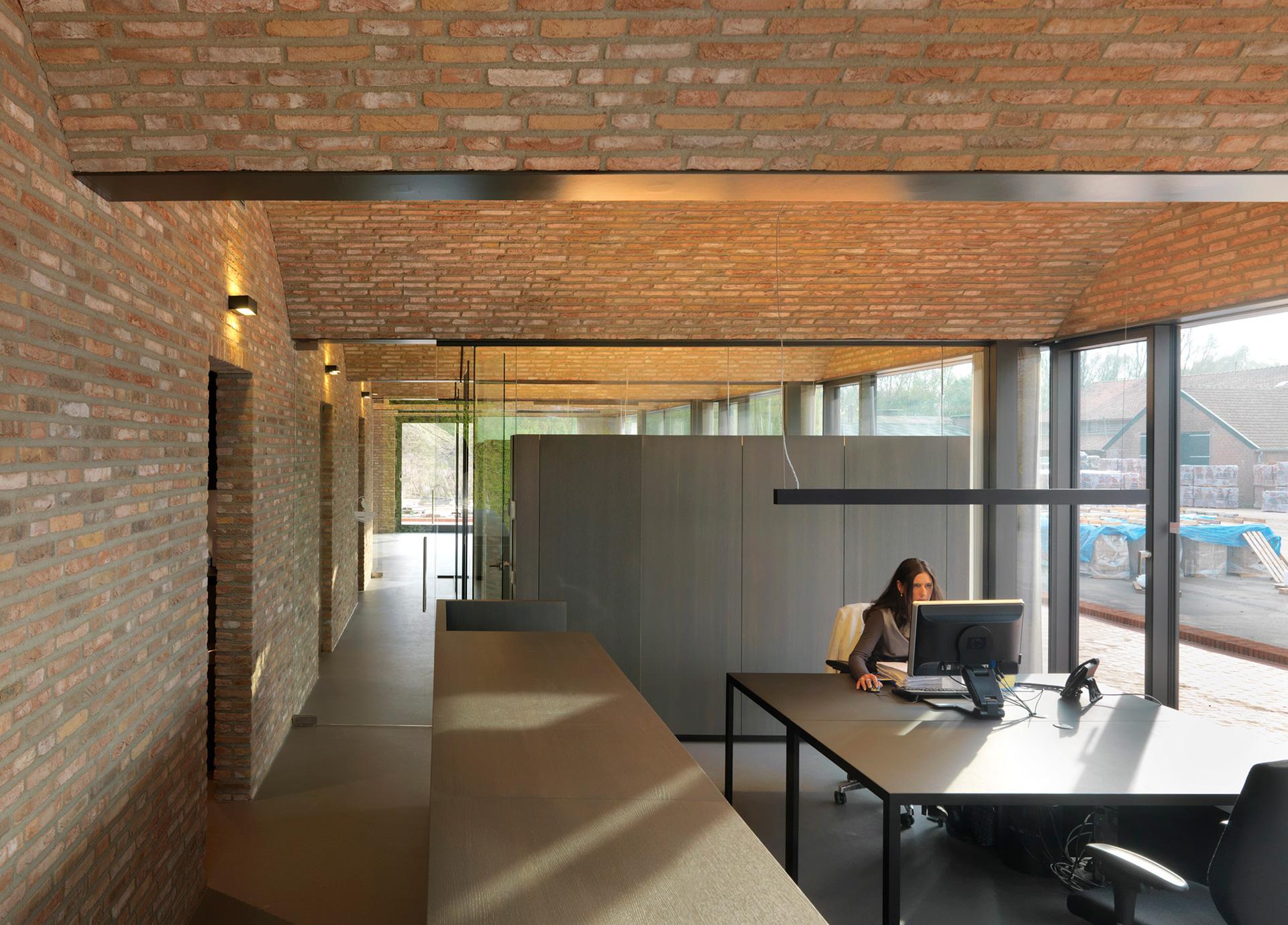 <p>Interieur met gewelven, foto: Michel Kievits</p>