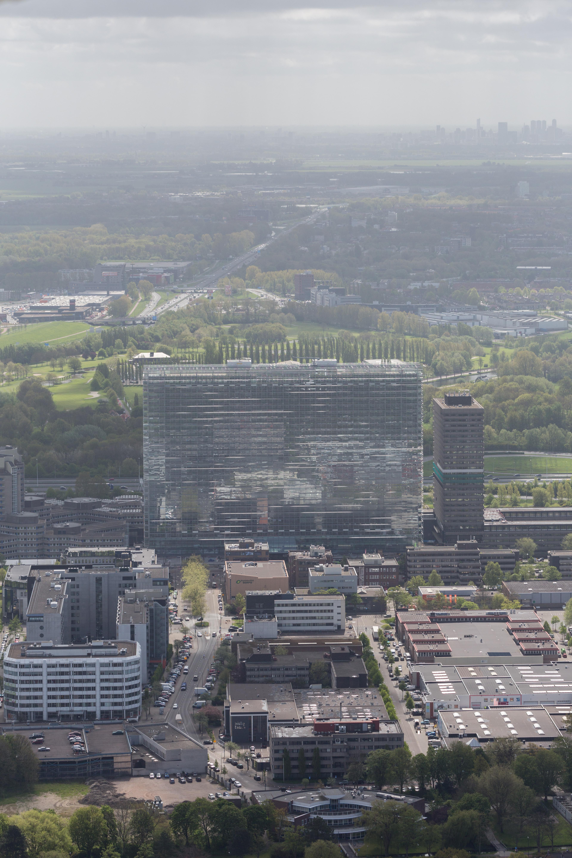 <p>European Patent Office, Rijswijk &#8211; Ateliers Jean Nouvel en Dam &#038; Partners Architecten. Beeld Ossip van Duivenbode</p>