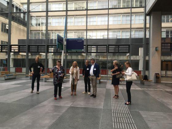 Verslag Projectbezoek Erasmus MC Rotterdam met EGM architecten