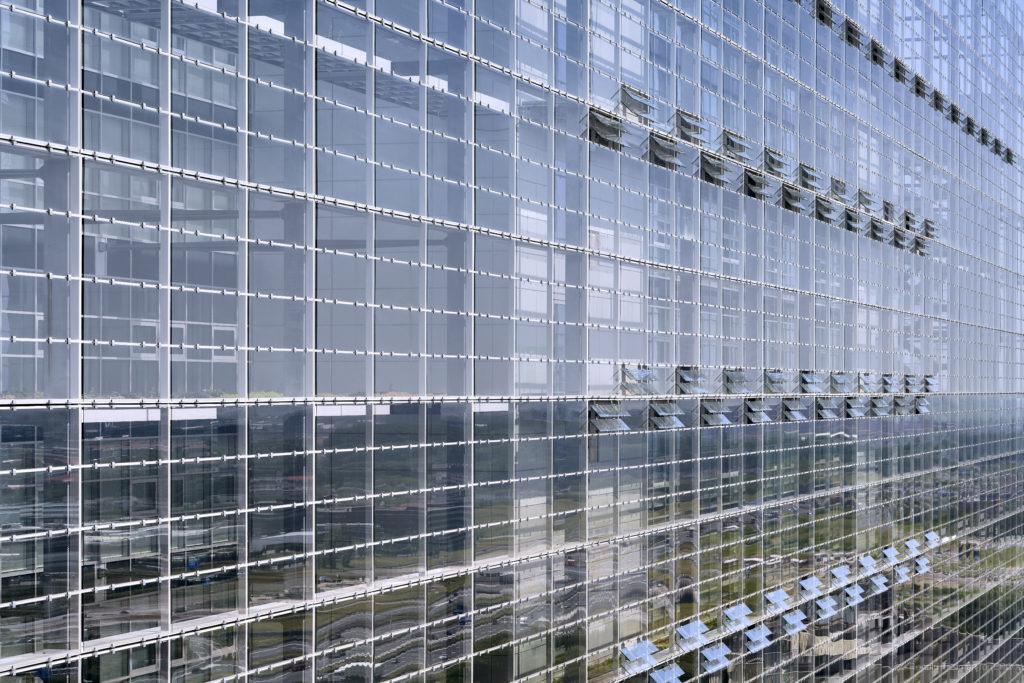 European Patent Office, Rijswijk - Ateliers Jean Nouvel en Dam & Partners Architecten. Beeld Ronald Tilleman