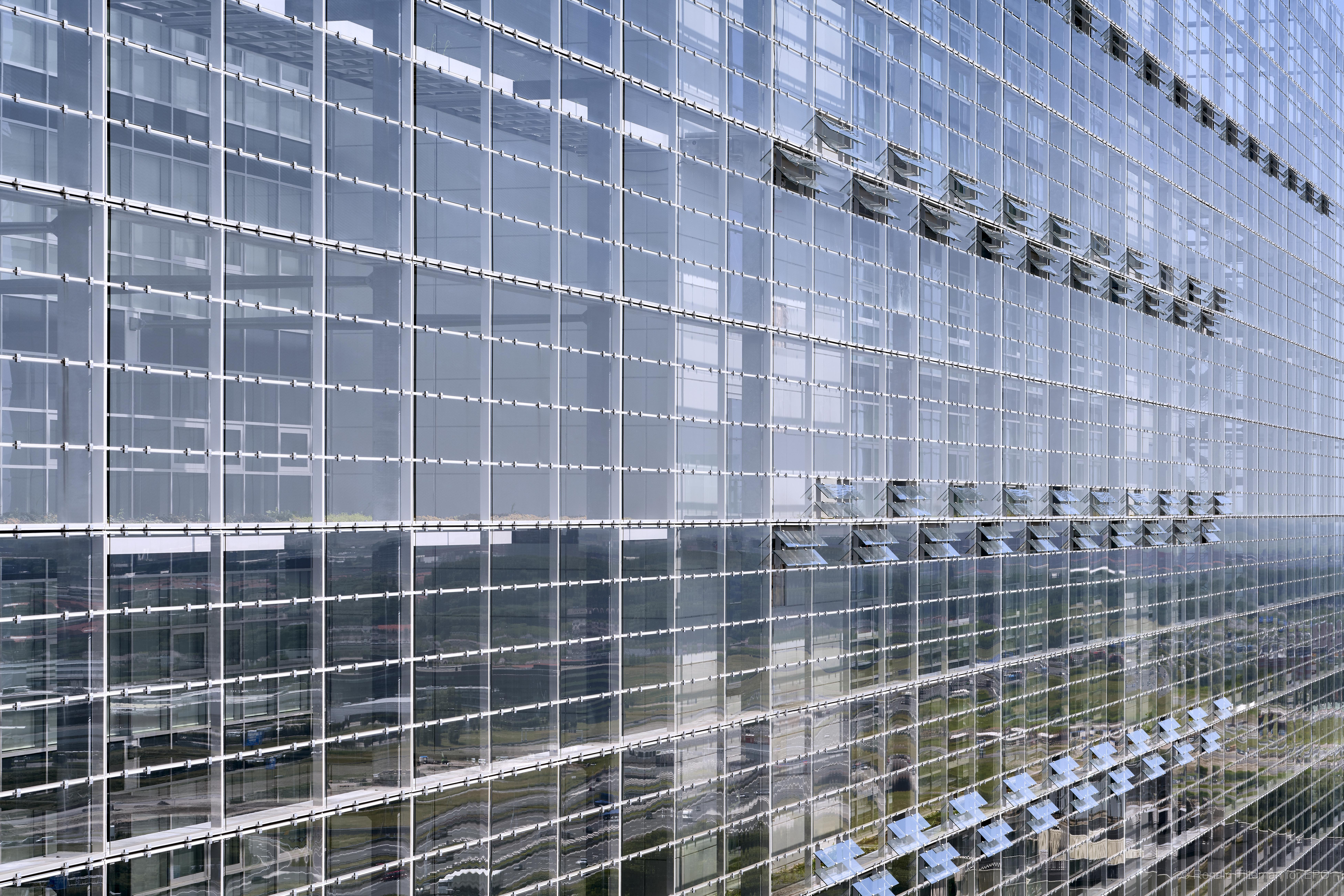 <p>European Patent Office, Rijswijk – Ateliers Jean Nouvel en Dam & Partners Architecten. Beeld Ronald Tilleman</p>