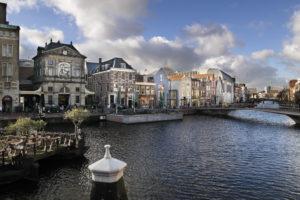 ARC18: Catharinasteeg, Aalmarkt Leiden – Rijnboutt