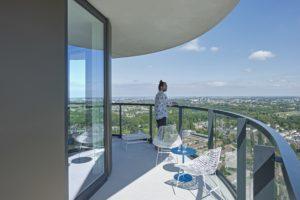 Wonen voor Starters – Amstel Tower Amsterdam door Powerhouse Company
