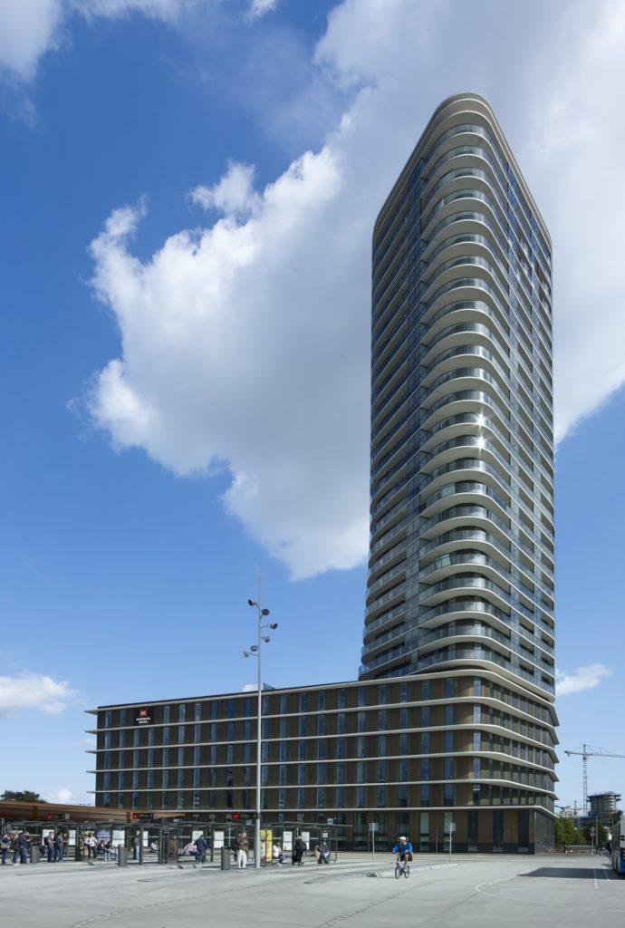 Amstel Tower Jeroen Musch