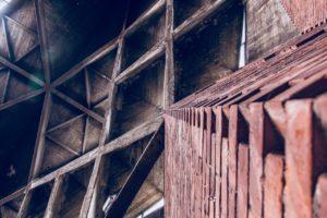 Blog – Brutalistisch kerkdak