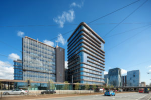 Nominatie ARC18 Development: Atrium Zuidas – MVSA Architects