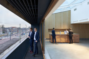 ARC18: Dakterras Societeit Phoenix – Bendien/Wierenga architecten